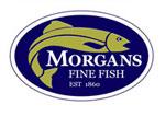 Morgans Fine Fish Logo