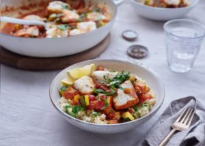 Haddock Tagine with Couscous