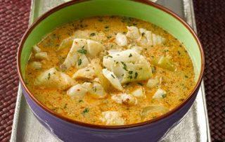 Thai Fish Curry